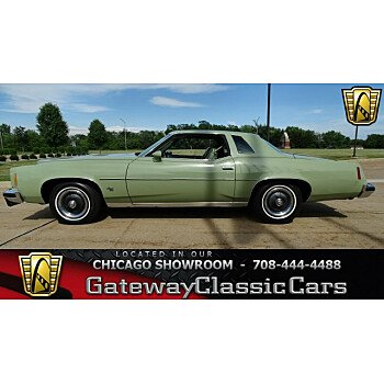 1974 Pontiac Grand Prix for sale 100998463