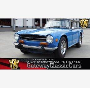 1974 Triumph TR6 for sale 101007778