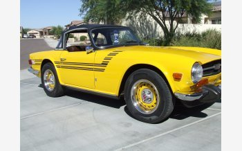1974 Triumph TR6 for sale 101126825