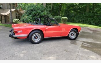 1974 Triumph TR6 for sale 101356333