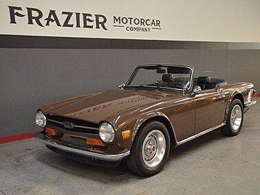 1974 Triumph TR6 for sale 101366829