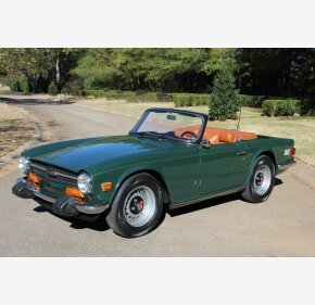 1974 Triumph TR6 for sale 101401012