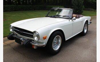 1974 Triumph TR6 for sale 101567042