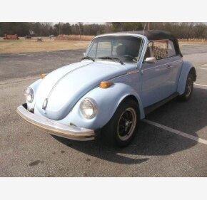 1974 Volkswagen Beetle Convertible for sale 100829701