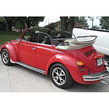 1974 Volkswagen Beetle for sale 100940187