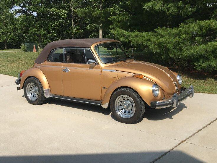 1974 Volkswagen Beetle Super Convertible for sale 101540880