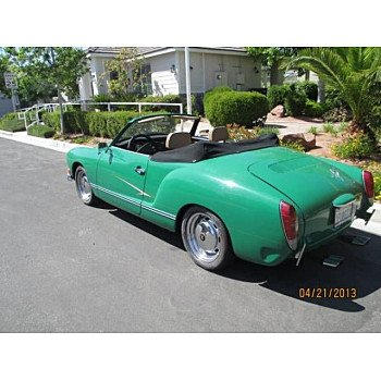 1974 Volkswagen Karmann-Ghia for sale 100839153
