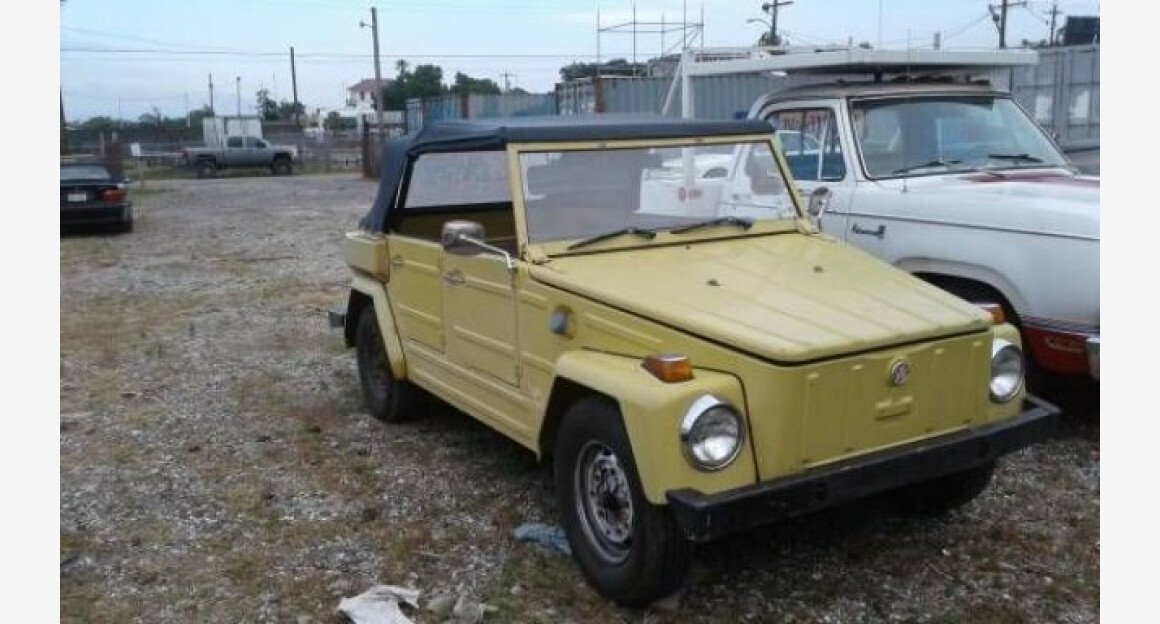 1974 Volkswagen Thing for sale 100993722