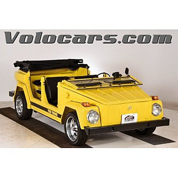 1974 Volkswagen Thing for sale 101057589