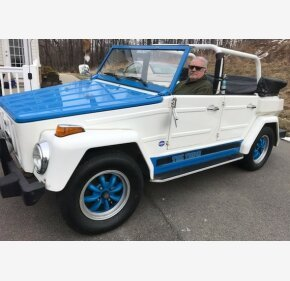 1974 Volkswagen Thing for sale 101108751