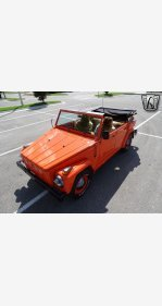 1974 Volkswagen Thing for sale 101306110