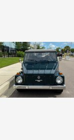 1974 Volkswagen Thing for sale 101338545