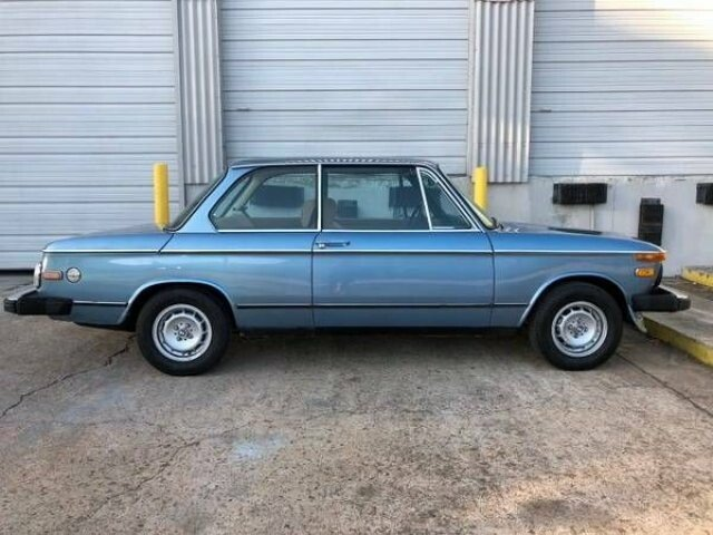 Bmw 2002 Classics For Sale Classics On Autotrader