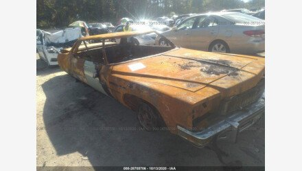 1975 Buick Electra for sale 101409206