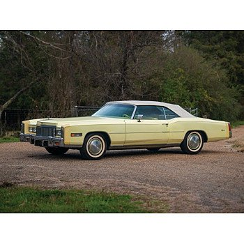 1975 Cadillac Eldorado for sale 101093408