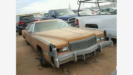 1975 Cadillac Eldorado for sale 101109219