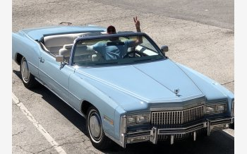 1975 Cadillac Eldorado Convertible for sale 101189063
