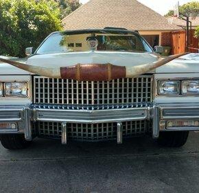 1975 Cadillac Eldorado Convertible for sale 101197620