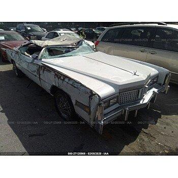 1975 Cadillac Eldorado for sale 101289661