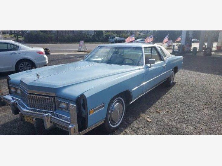 1975 Cadillac Eldorado for sale 101586527