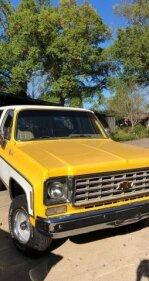 1975 Chevrolet Blazer for sale 101276028