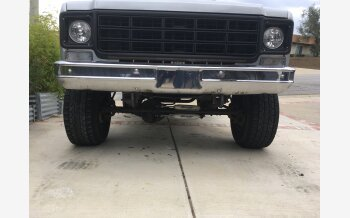 1975 Chevrolet C/K Truck Silverado for sale 101087645
