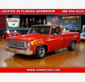 1975 Chevrolet C/K Truck for sale 101461903