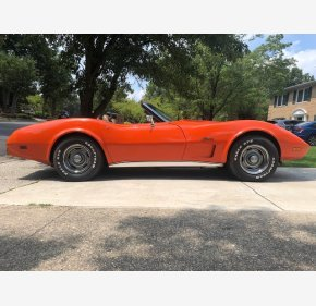 1975 Chevrolet Corvette Convertible for sale 101181355