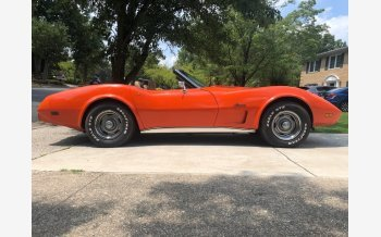 1975 Chevrolet Corvette Convertible for sale 101181355