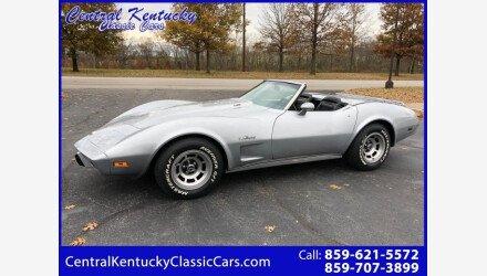 1975 Chevrolet Corvette Convertible for sale 101257538