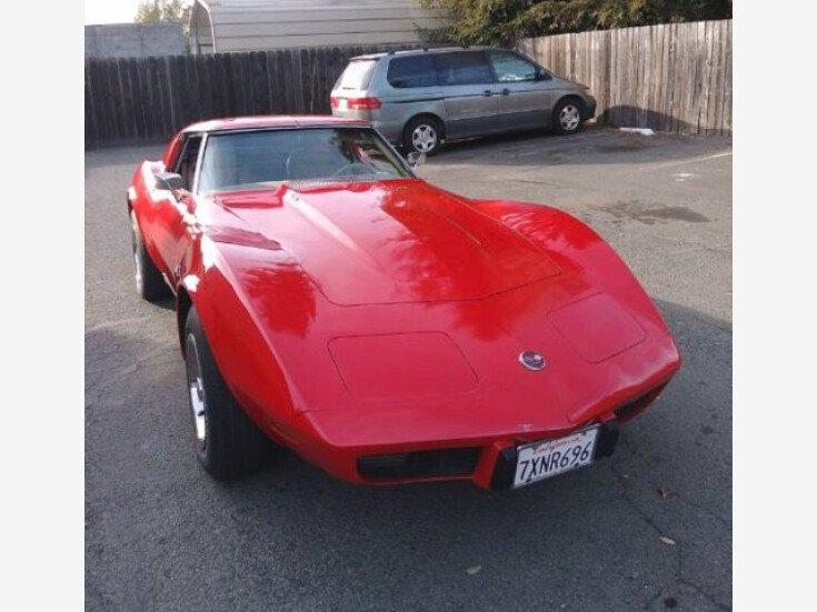 1975 Chevrolet Corvette for sale 101533778