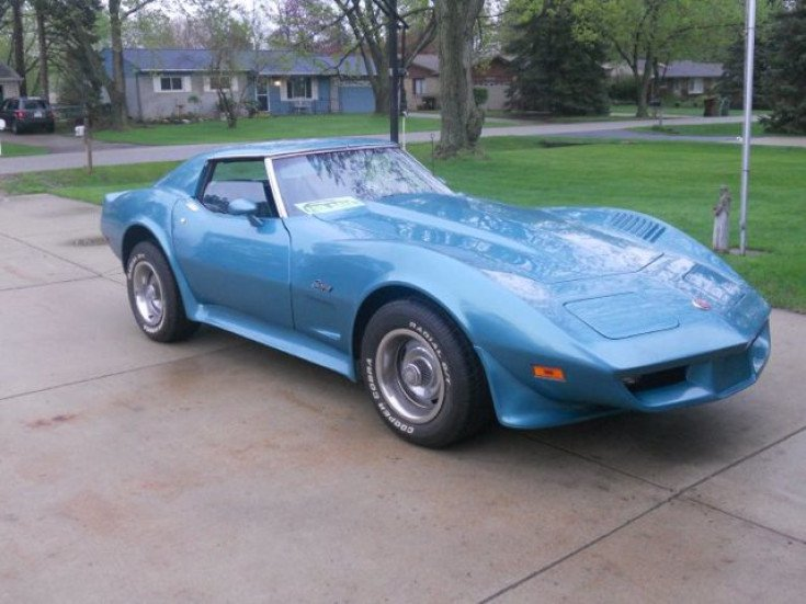 1975 Chevrolet Corvette for sale 101577199