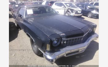 1975 Chevrolet Monte Carlo for sale 101015270
