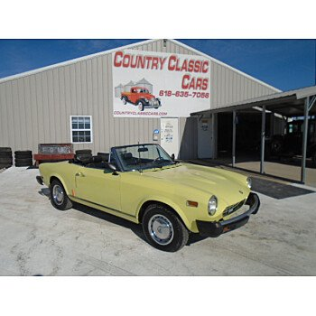 1975 FIAT Spider for sale 101402211