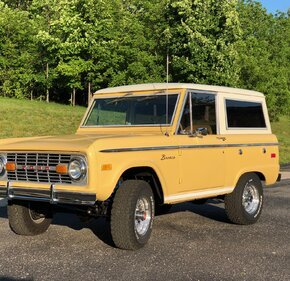 1975 Ford Bronco for sale 101246030