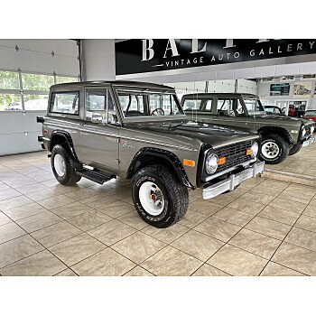 1975 Ford Bronco for sale 101396591