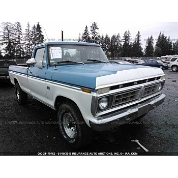 1975 Ford F100 for sale 101102193