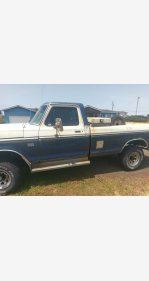 1975 Ford F250 4x4 Regular Cab for sale 101111018