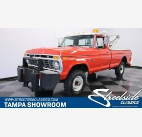1975 Ford F250 for sale 101271310