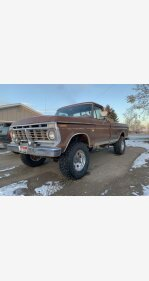 1975 Ford F250 for sale 101411009