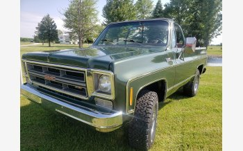 1975 GMC Jimmy 4WD 2-Door for sale 101331949
