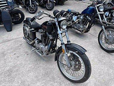 1975 Harley-Davidson Sportster for sale 201180800