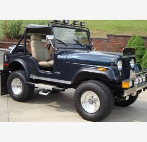 1975 Jeep CJ-5 for sale 101113877