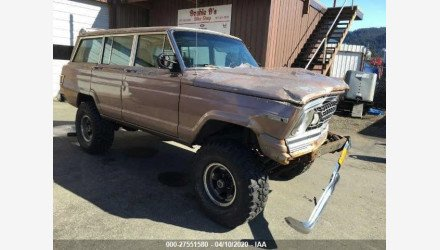 1975 Jeep Wagoneer for sale 101332895