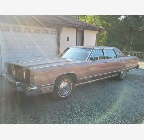 1975 Lincoln Continental for sale 101399231