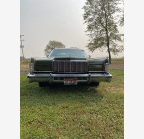 1975 Lincoln Continental for sale 101400892
