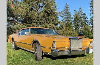 1975 Lincoln Continental for sale 101607881