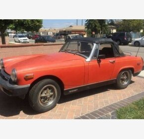 1975 MG Midget for sale 101025636