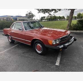 1975 Mercedes-Benz 450SL for sale 100981342