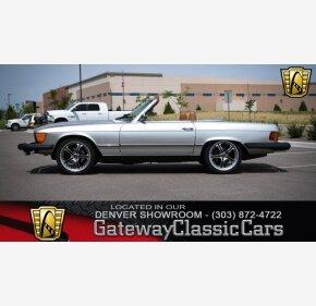 1975 Mercedes-Benz 450SL for sale 101008534